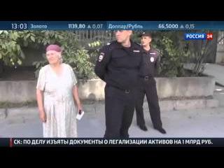 Мустафа Джемилёв блокирует Крым (и затягивает петлю на шее Украинских производителей)
