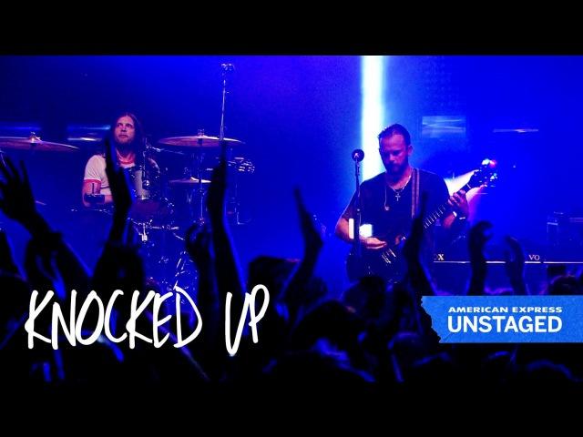 Kings Of Leon - Knocked Up (Amex UNSTAGED)