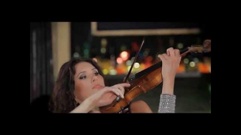 Diva Dance 5th Element by violinist Stefaniya Lushchevskaya /Электроскрипка Стефания