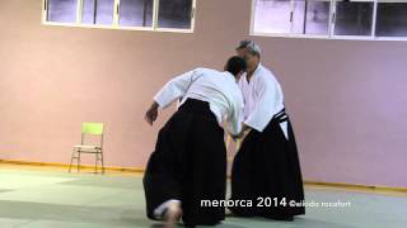 YASUNARI KITAURA - Menorca 2014