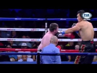 Taishan Dong vs Lance Gauch - One punch KO ! 22.05.2015