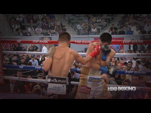 Oscar Valdez vs. Ruben Tamayo: HBO World Championship Boxing Highlights