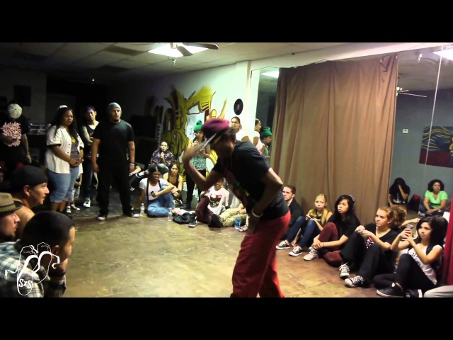 Kannon vs Sweepy | Popping Final | 5'Foota House Porty | Step x Step