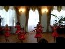 """Студия восточных танцев """"Ферюза"""" - шоу беллиданс """"Макарена"""" - дети - 01.06.14"""