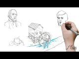 Золотая лихорадка. Дудл видео (doodle video) рисованный ролик