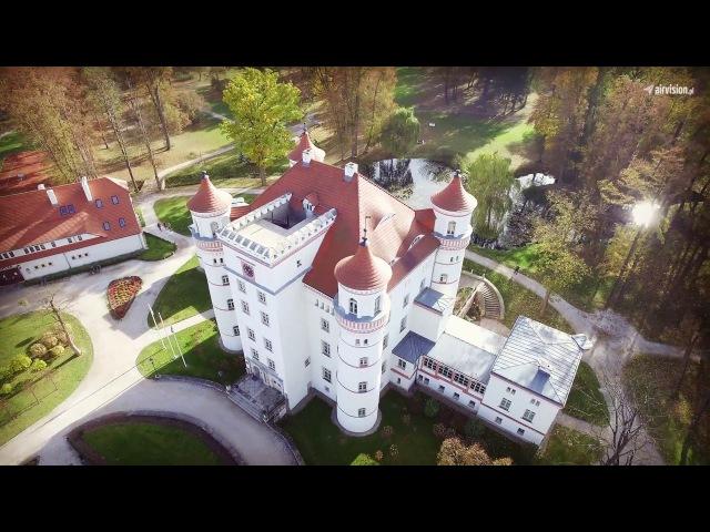 Polska jest piękna. Zamki i pałace Dolnego Śląska 4K UHD.