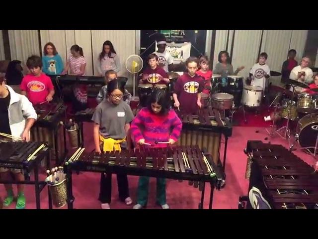 Santana ~ The Louisville Leopard Percussionists