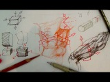 How to Draw Complex Forms Part 4 Major &amp minor planes like Michelangelo