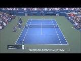Каролин Возняцки 2 - 0 Джейми Лёб | US Open 2015