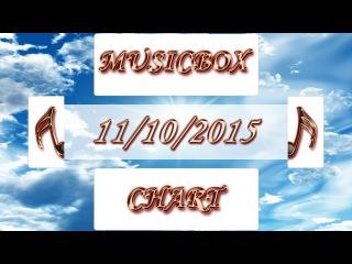 MUSICBOX CHART (11/10/2015)