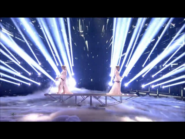 Tolmachevy Sisters - Shine (Russia) 2014 Eurovision Song Contest First Semi-Final