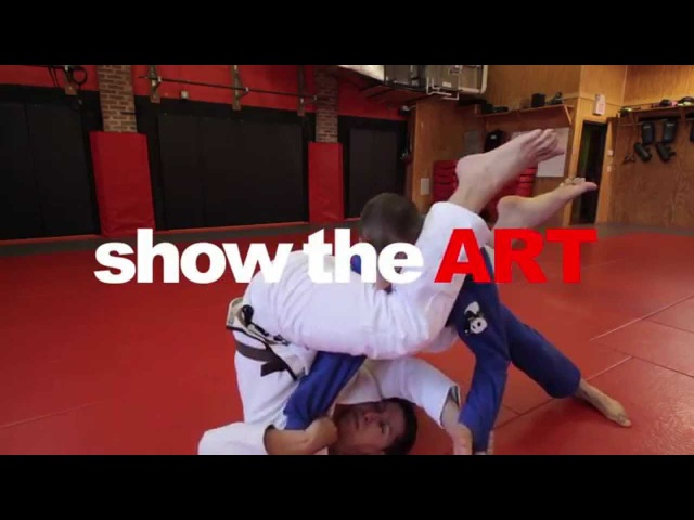 Inverted Armbar   Show the ART   www.showtheart.co