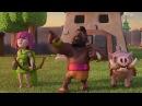 Clash of Clans - парад воздушных шаров (реклама)