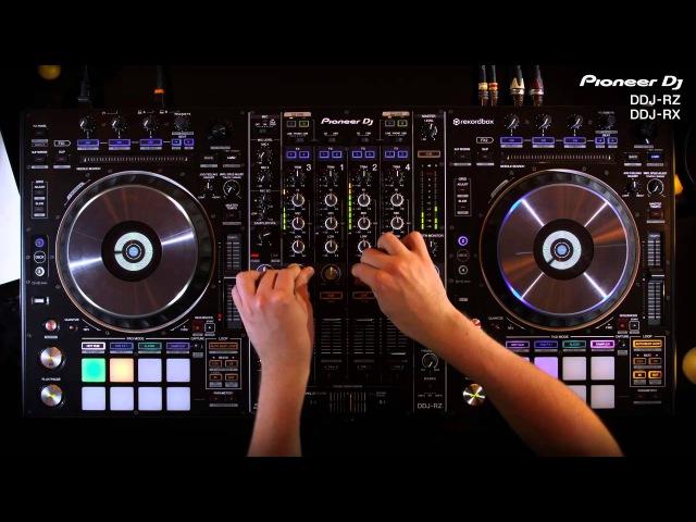 Pioneer DJ DDJ-RZ DDJ-RX Official Introduction