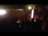 Dj DAMARU Night market set, Goa, India