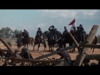 ГЕТТИСБЕРГ 1993 ЛУЧШИЙ Фильм про Граж войну в США !