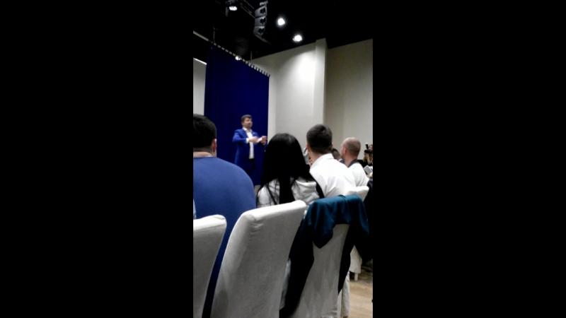 Тимур Исякаев Бесплатный мастер-класс Старт и развитие бизнеса в условиях кризиса. 25.02.16 ч4