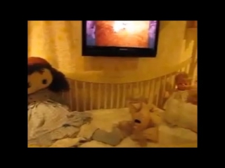 LISA MARIE PRESLEY-  Baby Footage Shot at GRACELAND (2012)