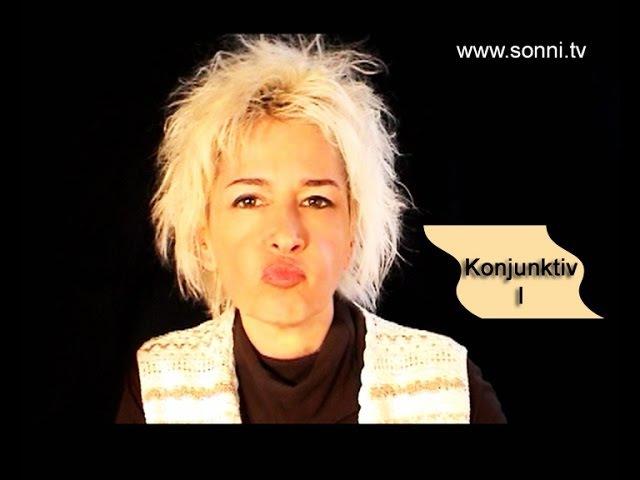 """Deutsche Grammatik: """"Konjunktiv I"""" (mit Sonja Hubmann)"""