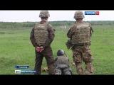 """Киевских диверсантов обучают """"зеленые береты"""""""