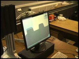 «Координатная измерительная машина (КИМ) с ЧПУ и системой технического зрения» (12 лаб. раб.)