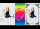 PS CS6 - Как вставить фото в рамку в Фотошопе
