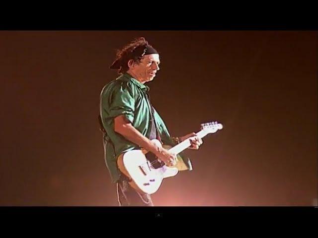 The Rolling Stones - Honky Tonk Women - Live On Copacabana Beach