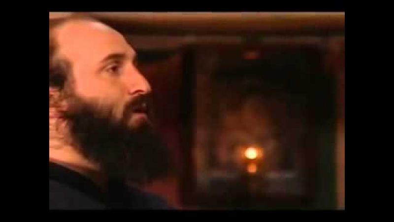 Монастырь Зарзма. Святый Боже(грузинском) Поет грузинский священник