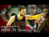 Matthew Dellavedova Full Highlights 2015 ECSF G6 at Bulls - 19 Pts in Kyrie Role!