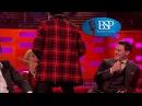 Ленни Кравиц раздевается перед Эммой Томпсон. Шоу Грэма Нортона на русском языке