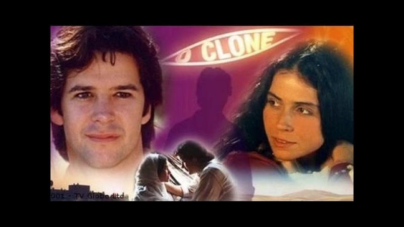 Клон / O Clone - Серия 19 из 250 (2001-2002) Сериал