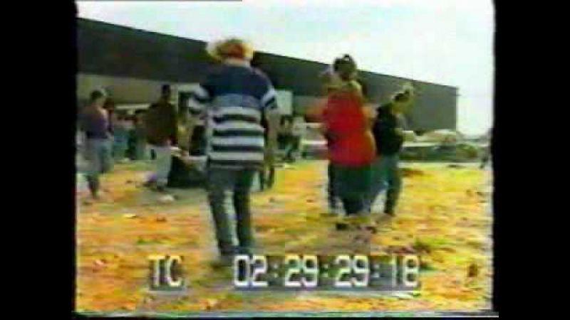 Acid House 1989 Illegal Rave Part 01 Sunrise Energy