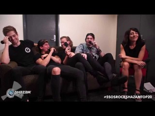 5SOS Fan Video: Has Anyone Important Ever Walked In On You Naked?