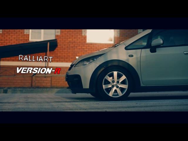 Новогодний Тест-драйв Mitsubishi Colt ralliart version-R