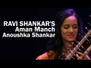 Sitarist Ravi Shankar's Aman Manch (National Peace Forum) performed by Daughter Anoushka Shankar