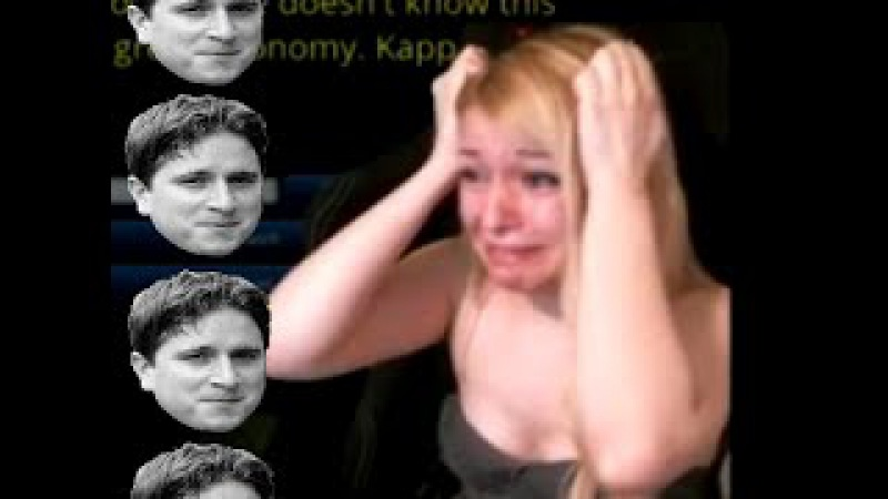 [HelenaLive] TwitchTv raid to the extreme - Prostitute meltdown on stream [Full Stream]