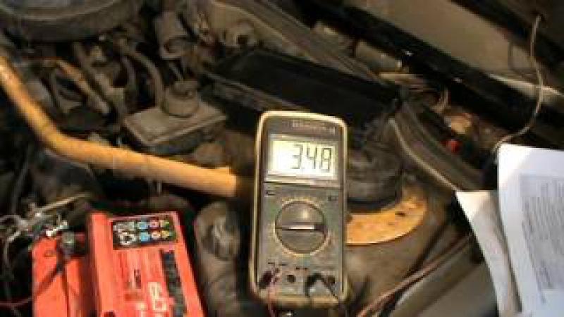 Почему разряжается аккумулятор И как найти причину. Совет автоэлектрика.