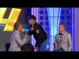 Голосящий КиВиН 2013 Дежа Вю -  Заика полицейский