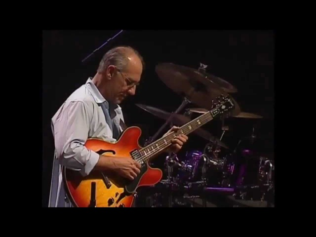 The Guitar Gods - Larry Carlton -