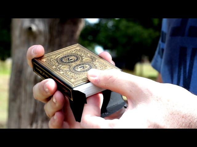 Artisan / Artistry Cardistry Magic ~ Blake Chandler