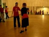 Elvira Malishevskaya. Lesson-1. Ocho (1) Tango-club EDISSA