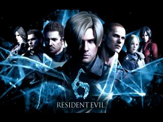 Ксения и Паша в Resident Evil 6. Наемники: возмездие #1