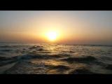Закат на Азовском море (ст. Должанская)