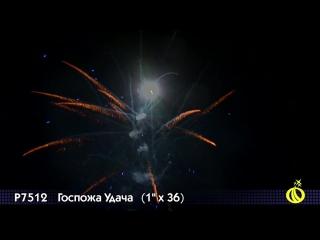 Р 7512 Госпожа Удача (1 х 36) , цена: (3300 руб.)