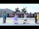 Спортивные бальные танцы среди медицинских работников. #Тува24