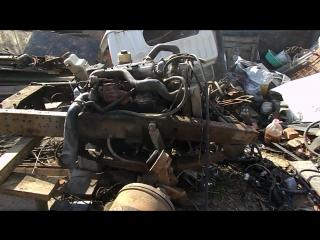 Заводим двигатель от Юджин 1080