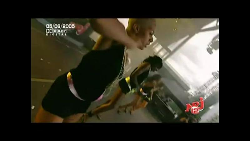 David Guetta The World Is Mine at NRJ12 Sous La Tour Eiffel 2005