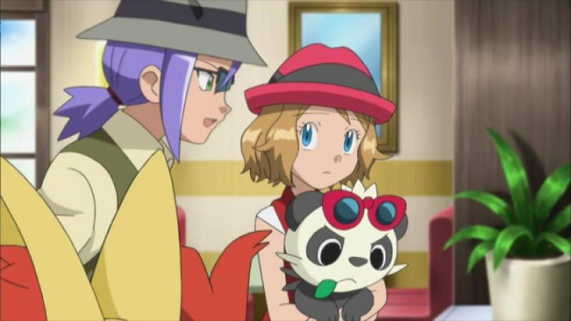 Pokemon Staffel 18 der Serie 36 (покемон 18 сезон 36 серия на немецком)