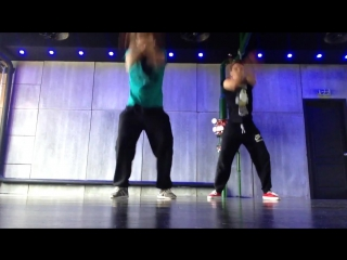 Just a little piece of New electro dance choreo by Loony Boy (feat D-masta)