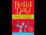 Roald Dahl Audio Books - Danny the Champion of the World